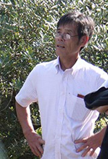 オリーブの匠 松木秀雄氏