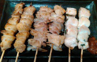 串焼き肴 侘助